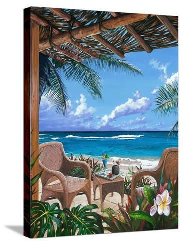 Paradise Porch-Scott Westmoreland-Stretched Canvas Print