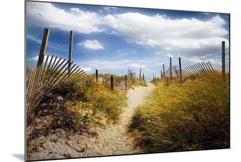 Summer?s Departure-John Rivera-Mounted Photographic Print