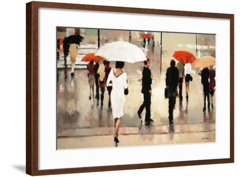 My Complex Heart-Lorraine Christie-Framed Art Print