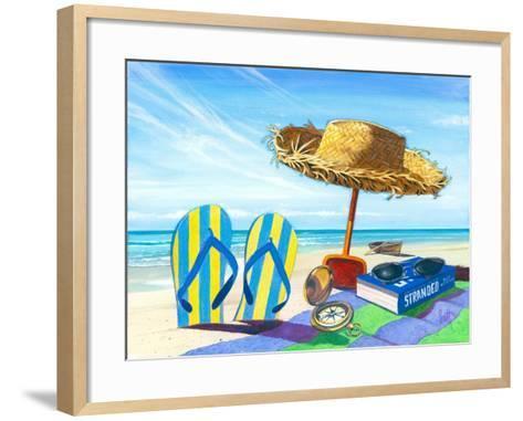 Stranded-Scott Westmoreland-Framed Art Print