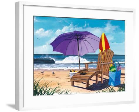 Shore Thing-Scott Westmoreland-Framed Art Print