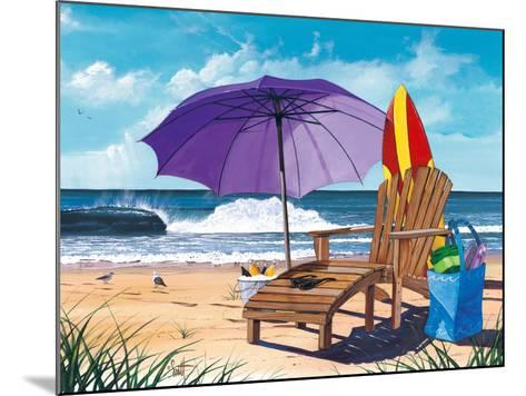 Shore Thing-Scott Westmoreland-Mounted Art Print