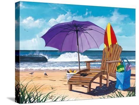 Shore Thing-Scott Westmoreland-Stretched Canvas Print