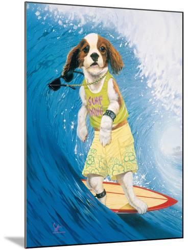 Surf Dawg-Scott Westmoreland-Mounted Art Print