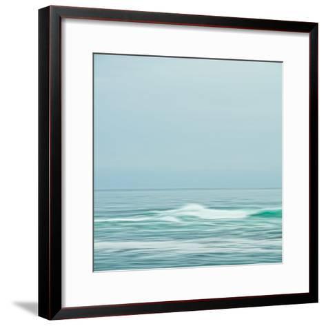 Seacoast 601-David E Rowell-Framed Art Print