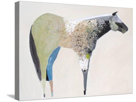 Horse No. 33-Anthony Grant-Stretched Canvas Print