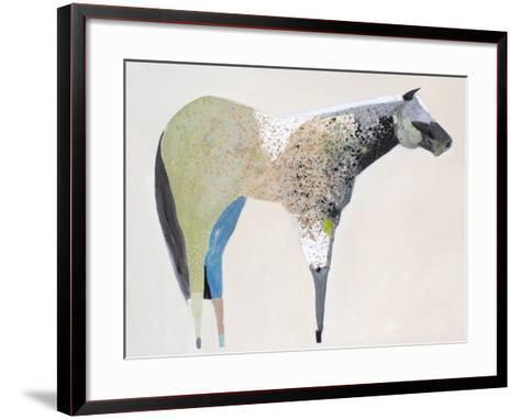 Horse No. 33-Anthony Grant-Framed Art Print