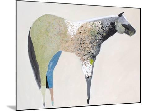 Horse No. 33-Anthony Grant-Mounted Art Print