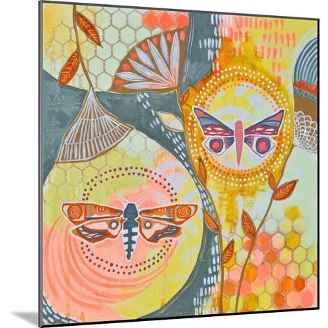 Uncontained-Jessica Swift-Mounted Art Print