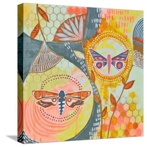 Uncontained-Jessica Swift-Stretched Canvas Print