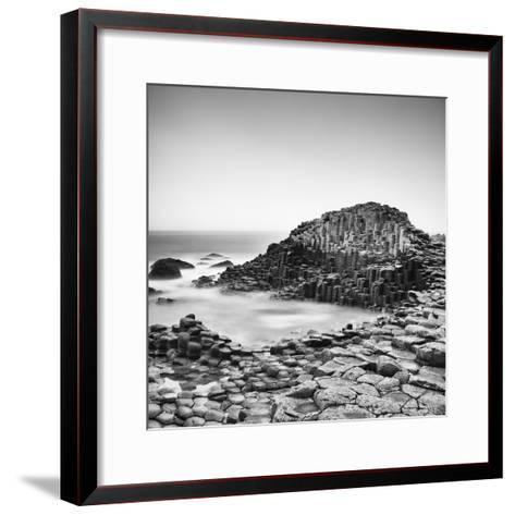 The Giant?s Causeway-Margaret Morrissey-Framed Art Print
