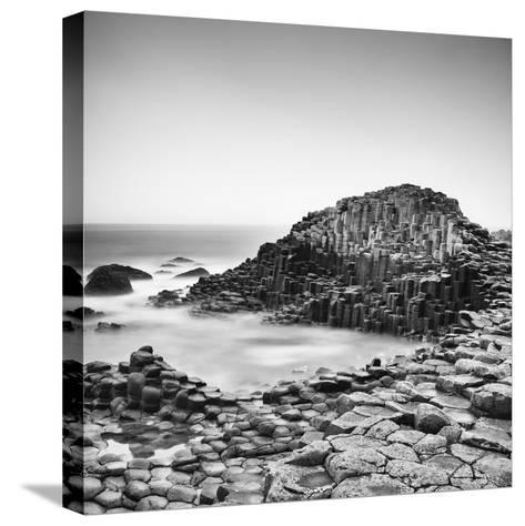 The Giant?s Causeway-Margaret Morrissey-Stretched Canvas Print