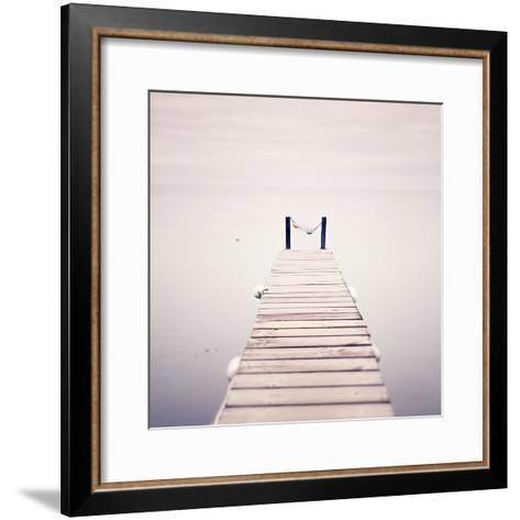 Take Me to the Horizon-Margaret Morrissey-Framed Art Print