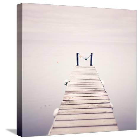 Take Me to the Horizon-Margaret Morrissey-Stretched Canvas Print