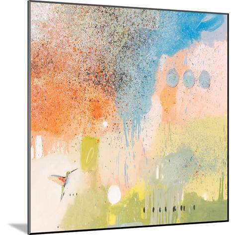 Hummingbird at Home 1-Anthony Grant-Mounted Art Print