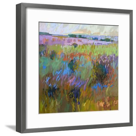 Beyond and Further-Jane Schmidt-Framed Art Print