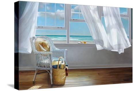 Sense Memory-Karen Hollingsworth-Stretched Canvas Print