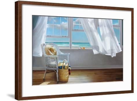 Sense Memory-Karen Hollingsworth-Framed Art Print