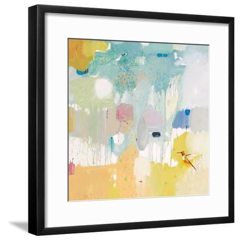 Hummingbird at Home 2-Anthony Grant-Framed Art Print
