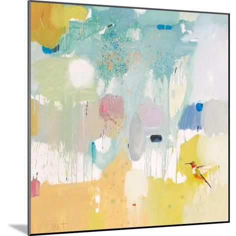 Hummingbird at Home 2-Anthony Grant-Mounted Art Print