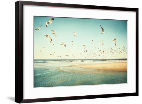 Freedom-Carolyn Cochrane-Framed Art Print