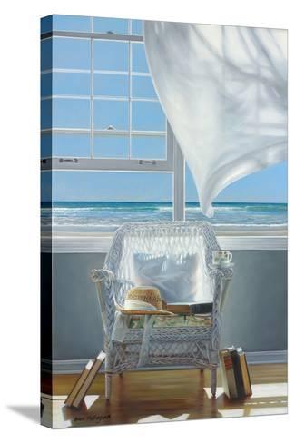 Sundrenched-Karen Hollingsworth-Stretched Canvas Print