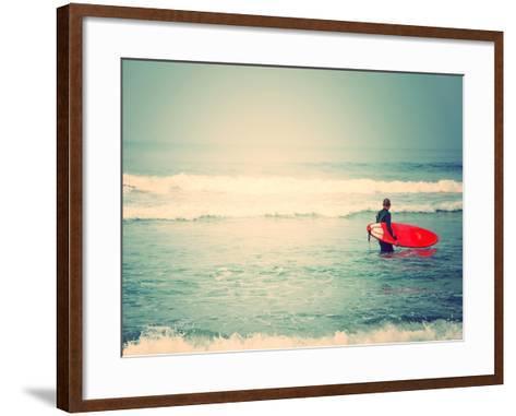 Liquid Courage-Myan Soffia-Framed Art Print