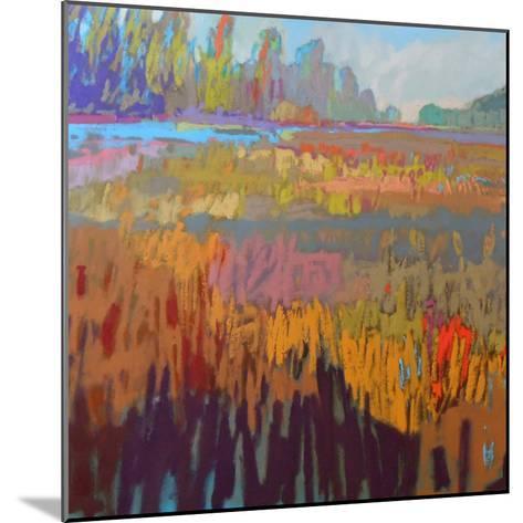 Colorfield XXII-Jane Schmidt-Mounted Art Print