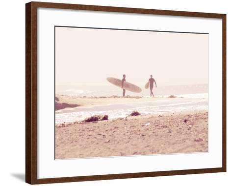 Board Meeting-Myan Soffia-Framed Art Print