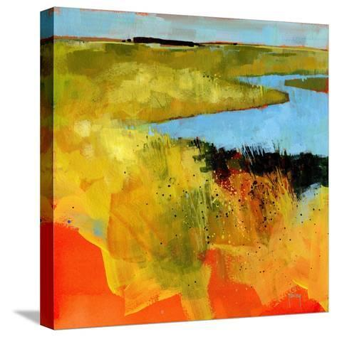 Backwaters-Paul Bailey-Stretched Canvas Print