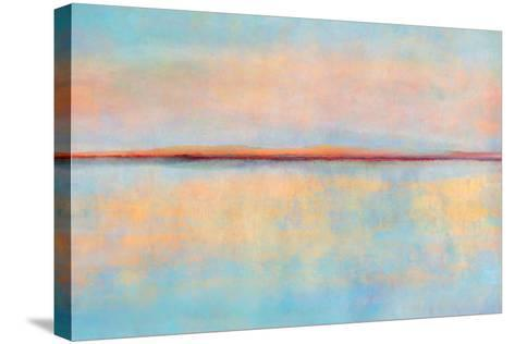 After Sunset-Cora Niele-Stretched Canvas Print