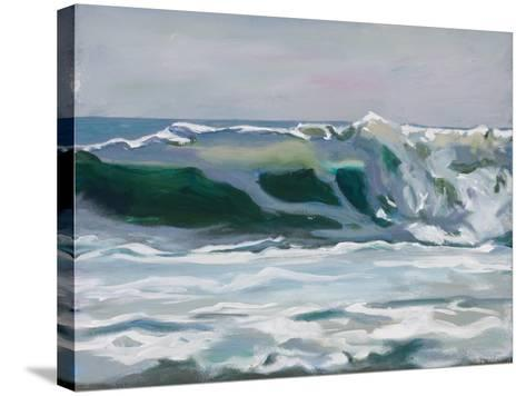 Shore Break 2-Stephen Newstedt-Stretched Canvas Print