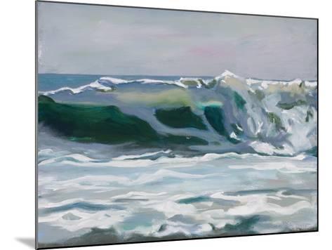 Shore Break 2-Stephen Newstedt-Mounted Art Print