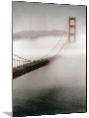 The Fog Comes In-Laura Culver-Mounted Photographic Print