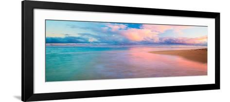 Haena Beach-Jeffrey Murray-Framed Art Print
