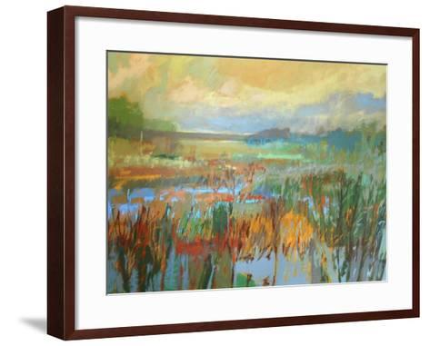 Marsh in May-Jane Schmidt-Framed Art Print