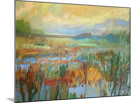 Marsh in May-Jane Schmidt-Mounted Art Print