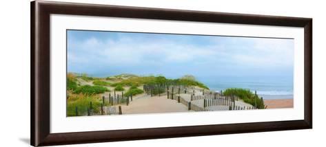 Dunetop-Steve Vaughn-Framed Art Print
