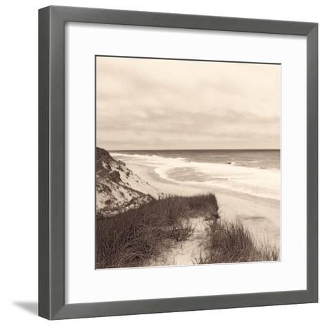 Wellfleet Dune-Christine Triebert-Framed Art Print
