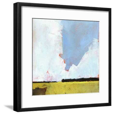 Barley Field-Paul Bailey-Framed Art Print