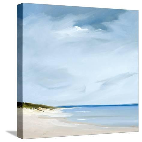Blue-Rick Fleury-Stretched Canvas Print