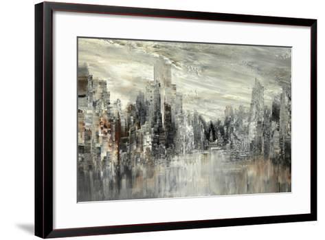 City of the Century-Tatiana Iliina-Framed Art Print