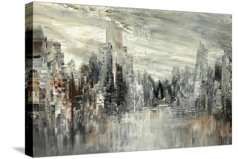 City of the Century-Tatiana Iliina-Stretched Canvas Print