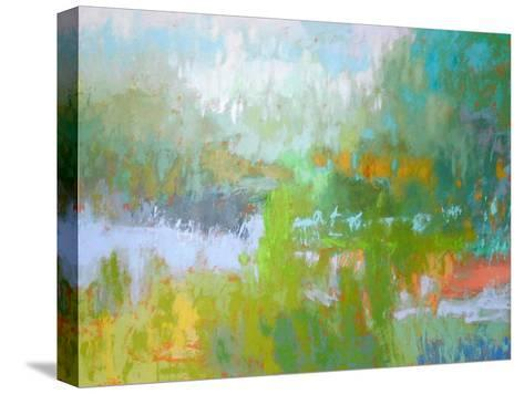 Southern Charm-Jane Schmidt-Stretched Canvas Print