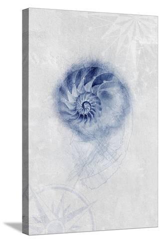 Ocean Memories 2-Louis Duncan-He-Stretched Canvas Print