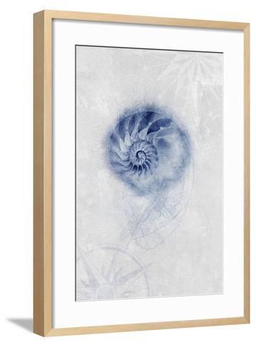 Ocean Memories 2-Louis Duncan-He-Framed Art Print