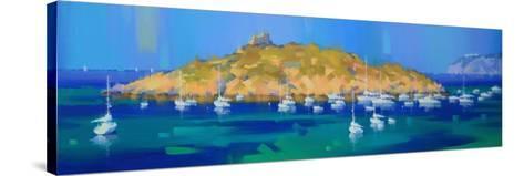 Island-Alex Hook Krioutchkov-Stretched Canvas Print