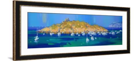 Island-Alex Hook Krioutchkov-Framed Art Print