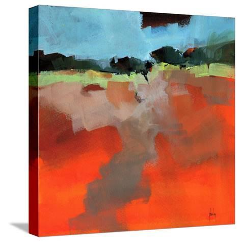 Early Fall-Paul Bailey-Stretched Canvas Print