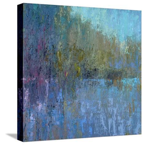 Treescape Two-Jane Schmidt-Stretched Canvas Print